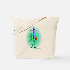 Dialysis Brid Blue.PNG Tote Bag