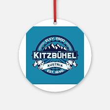 Kitzbühel Ice Ornament (Round)