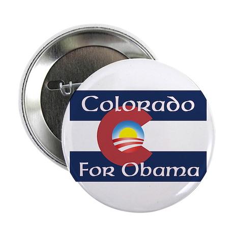 "Colorado for Obama 2.25"" Button"