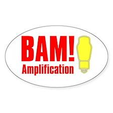 Sticker - BAM Logo
