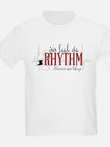 jus feel de RHYTHM T-Shirt