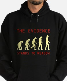 Evolution Stands to Reason Hoodie