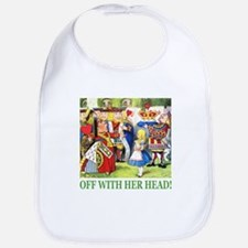 Off With Her Head! Bib