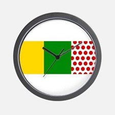 Le Tour Wall Clock