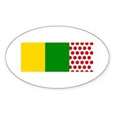 Le Tour Oval Decal