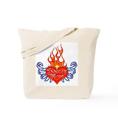 Soccer Mom Tote Bag