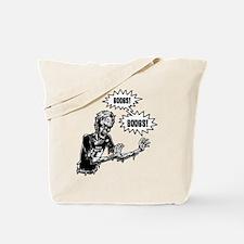 Rude Zombie Tote Bag
