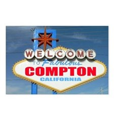 compton.png Postcards (Package of 8)