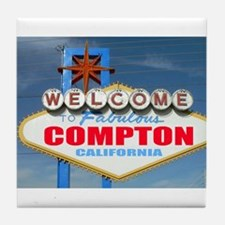 compton.png Tile Coaster