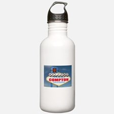compton.png Sports Water Bottle