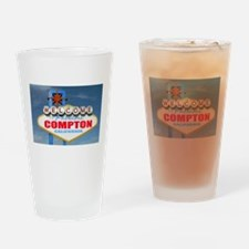 compton.png Drinking Glass