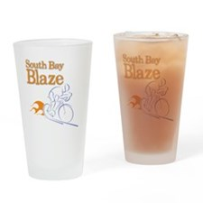 Cute Aids lifecycle Drinking Glass