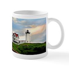 Nubble Lighthouse Mugs