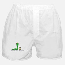 Unique Snakes on a plane Boxer Shorts