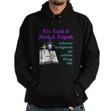 Book of Dead Religions Hoodie