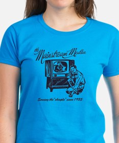 The Mainstream Media Tee
