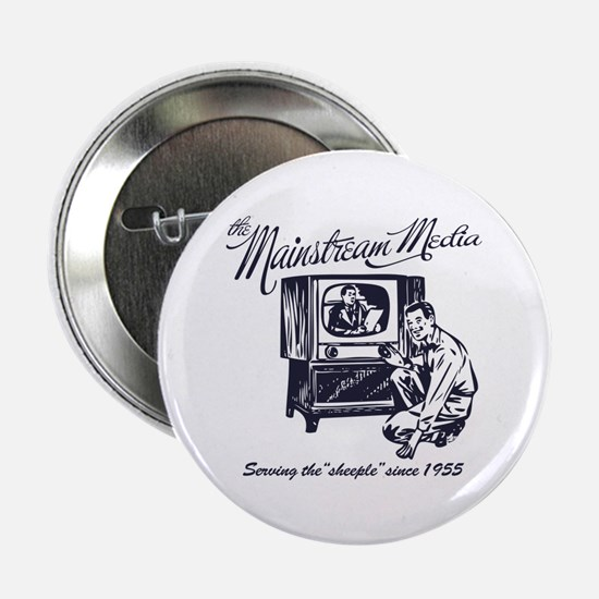 "The Mainstream Media 2.25"" Button (10 pack)"