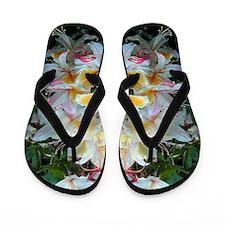 Azelea Flowers Flip Flops