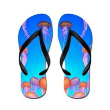 Jelly Fish Flip Flops