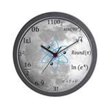 Sheldon cooper Wall Clocks
