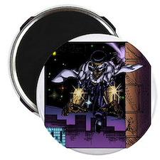 Blackfox Poster Magnet