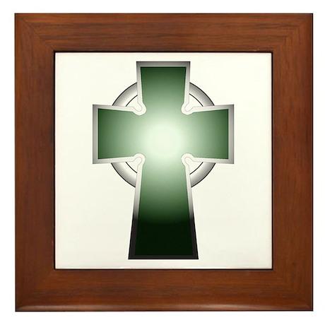 Celtic Framed Tile