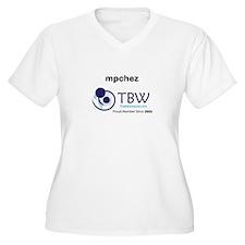 Proud Member Shirts Women's Plus Size V-Neck T-Shi