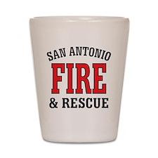 SAF back logo.JPG Shot Glass