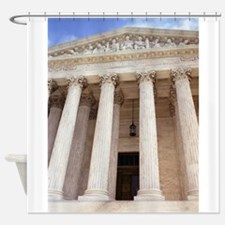United States Supreme Court Shower Curtain