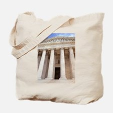 United States Supreme Court Tote Bag