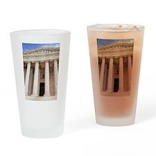 United States Supreme Court Drinking Glass