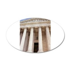 United States Supreme Court 22x14 Oval Wall Peel