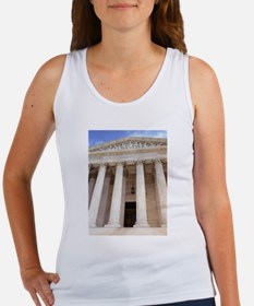 United States Supreme Court Women's Tank Top