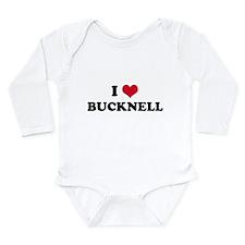 Cute Ireland towns Long Sleeve Infant Bodysuit