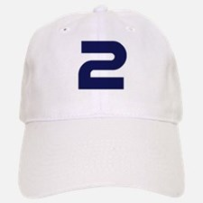 Number two 2 Cap