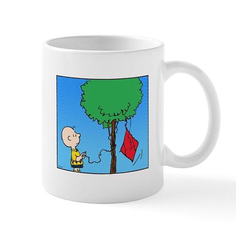 The Kite Eating Tree Mug