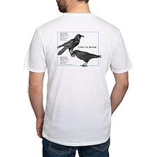 Crow vs. Raven - Shirt