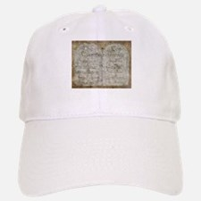 Ten Commandments Baseball Baseball Cap