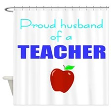 education/occupations Shower Curtain