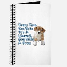 God Kills A Puppy Journal