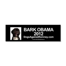 "Offical DAR ""Bark Obama"" Bumper Magnet"