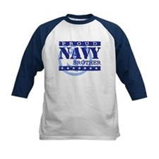 Proud Navy Brother Tee