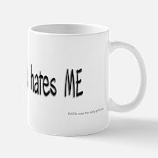 God Hates ME Mug