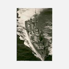USS KEPPLER Rectangle Magnet