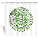 Yoga Shower Curtains
