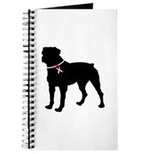 Rottweiler Breast Cancer Support Journal