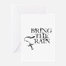 Bring The Rain Greeting Cards (Pk of 20)