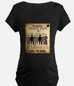 Socialist State Vs The Magnificent Seven T-Shirt