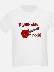 Cute Guitar for toddler boy T-Shirt