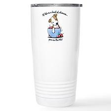 Give Me The Pits Travel Mug